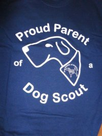 Dog Scouts Only